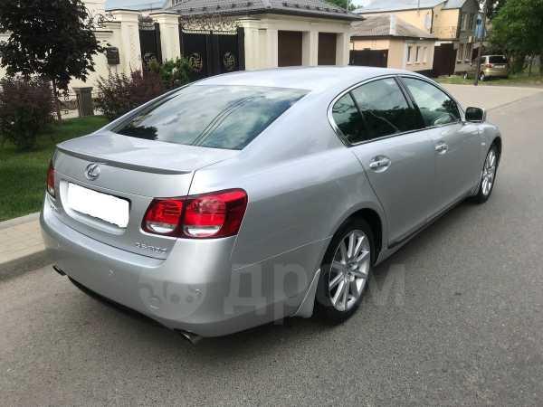 Lexus GS300, 2007 год, 650 000 руб.