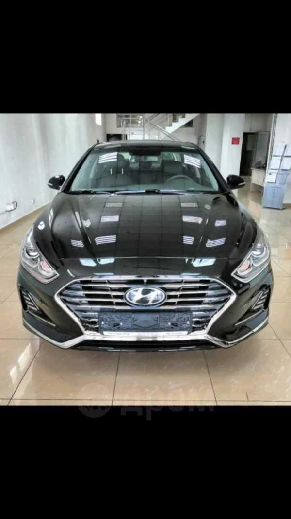 Hyundai Sonata, 2019 год, 1 715 000 руб.