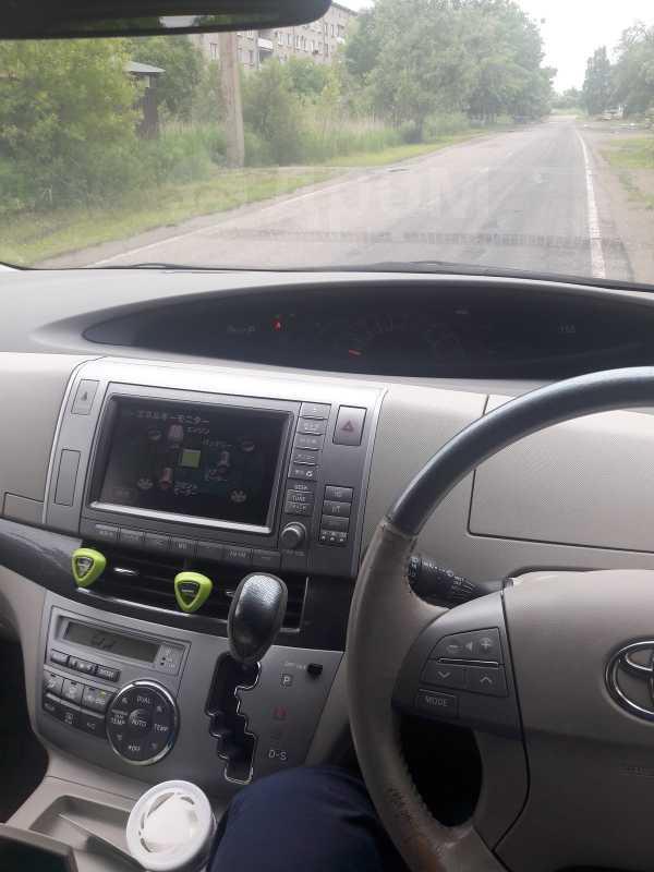 Toyota Estima, 2007 год, 450 000 руб.