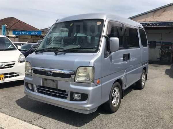 Subaru Dias Wagon, 2004 год, 160 000 руб.