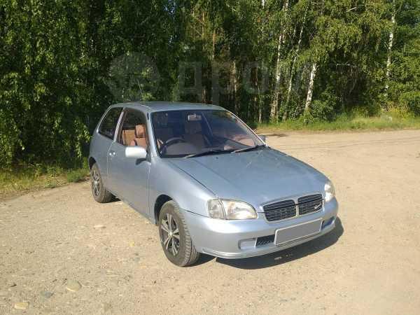 Toyota Starlet, 1998 год, 170 000 руб.