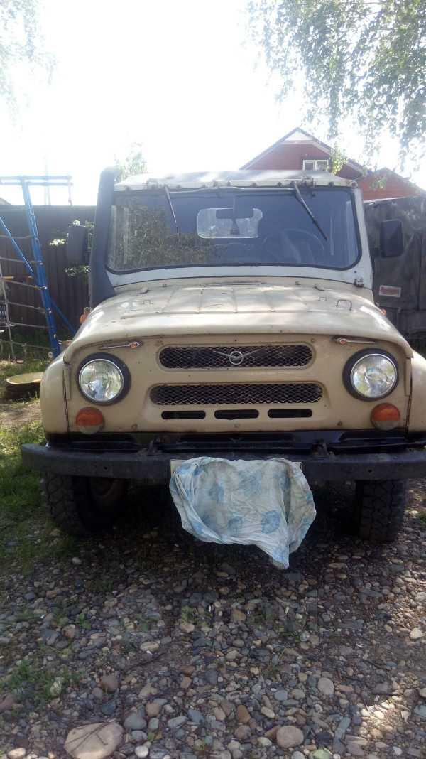 УАЗ 3151, 1993 год, 60 000 руб.