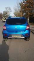 Renault Sandero, 2015 год, 610 000 руб.