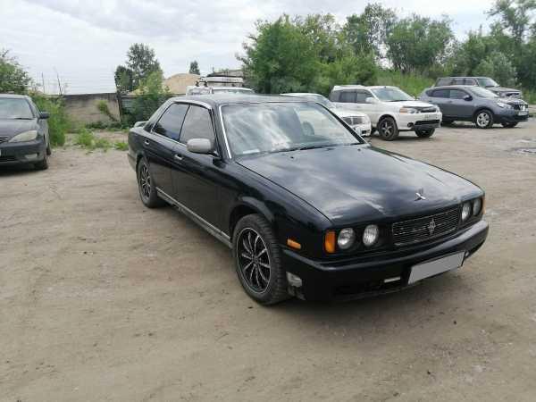 Nissan Cedric, 1993 год, 115 000 руб.