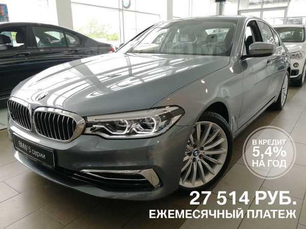 BMW 5-Series, 2019 год, 3 490 000 руб.