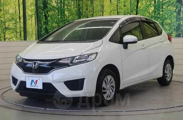 Honda Fit, 2016 год, 555 000 руб.