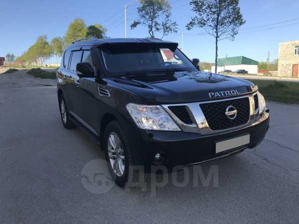 Nissan Patrol, 2012 год, 2 075 000 руб.