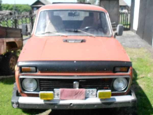 Лада 4x4 2121 Нива, 1981 год, 55 000 руб.