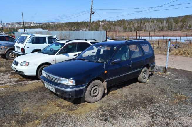 Nissan Sunny California, 1991 год, 80 000 руб.