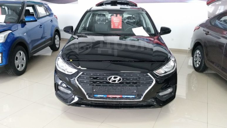 Hyundai Solaris, 2018 год, 884 900 руб.