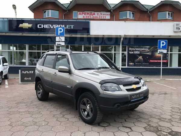 Chevrolet Niva, 2018 год, 685 000 руб.