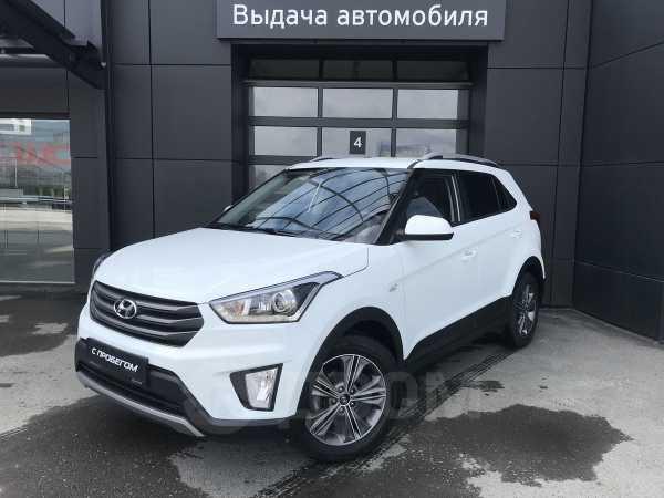 Hyundai Creta, 2017 год, 970 000 руб.