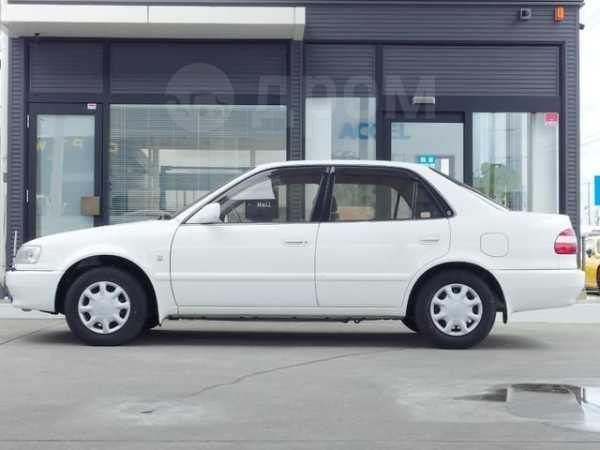 Toyota Corolla, 1997 год, 156 000 руб.