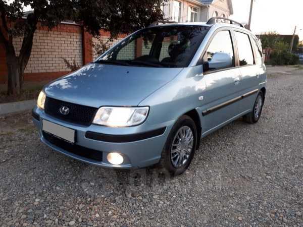 Hyundai Matrix, 2007 год, 337 000 руб.