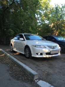 Красноярск Mazda6 2004