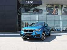 Омск BMW X6 2019