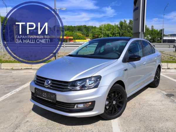 Volkswagen Polo, 2018 год, 894 126 руб.
