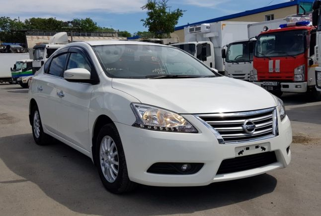 Nissan Sylphy, 2014 год, 750 000 руб.