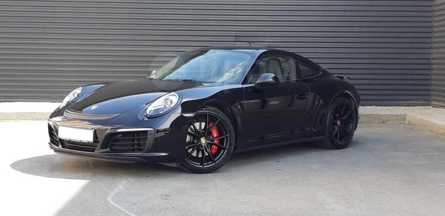 Porsche 911, 2018 год, 7 560 000 руб.