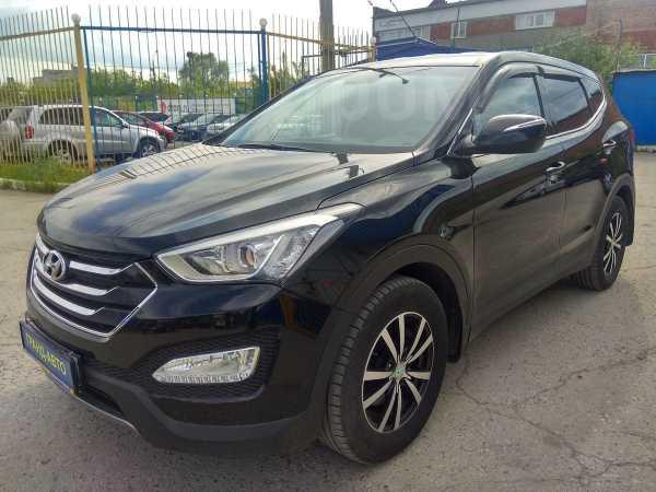 Hyundai Santa Fe, 2013 год, 990 000 руб.