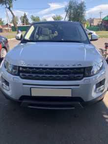 Абакан Range Rover Evoque