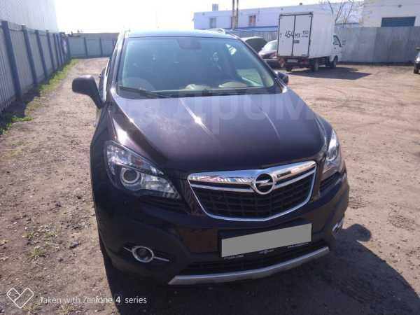 Opel Mokka, 2012 год, 770 000 руб.
