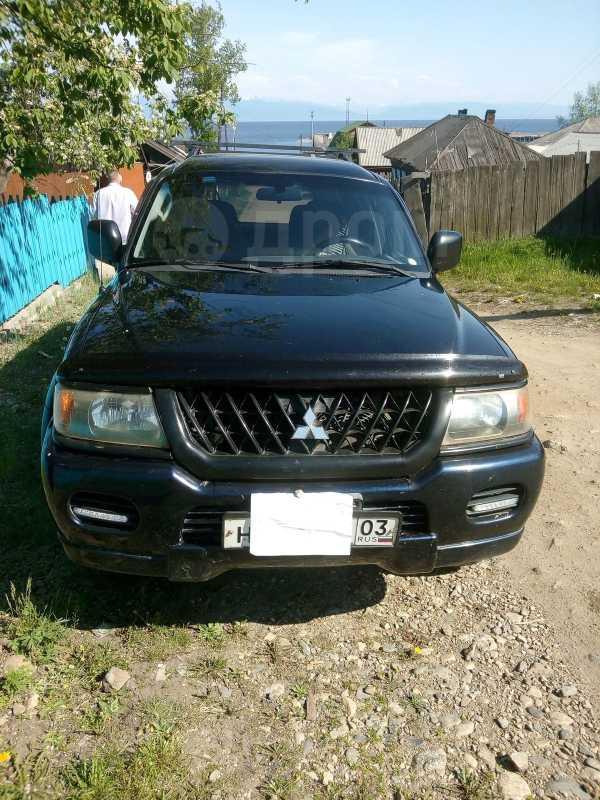 Mitsubishi Montero Sport, 2003 год, 550 000 руб.
