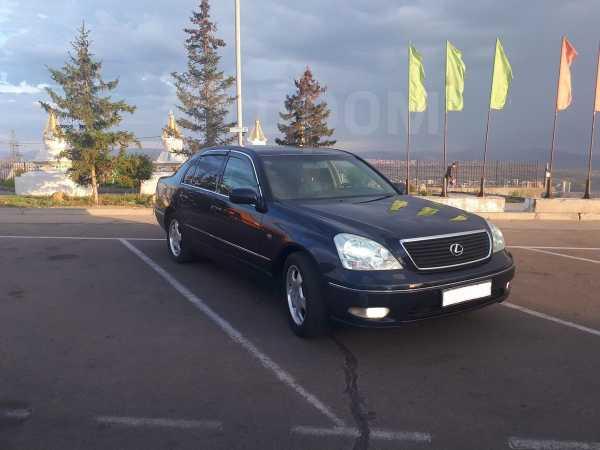 Lexus LS430, 2002 год, 575 000 руб.