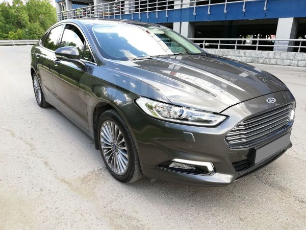 Ford Mondeo, 2017 год, 1 260 000 руб.