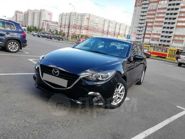 Mazda Mazda3, 2014 год, 855 000 руб.