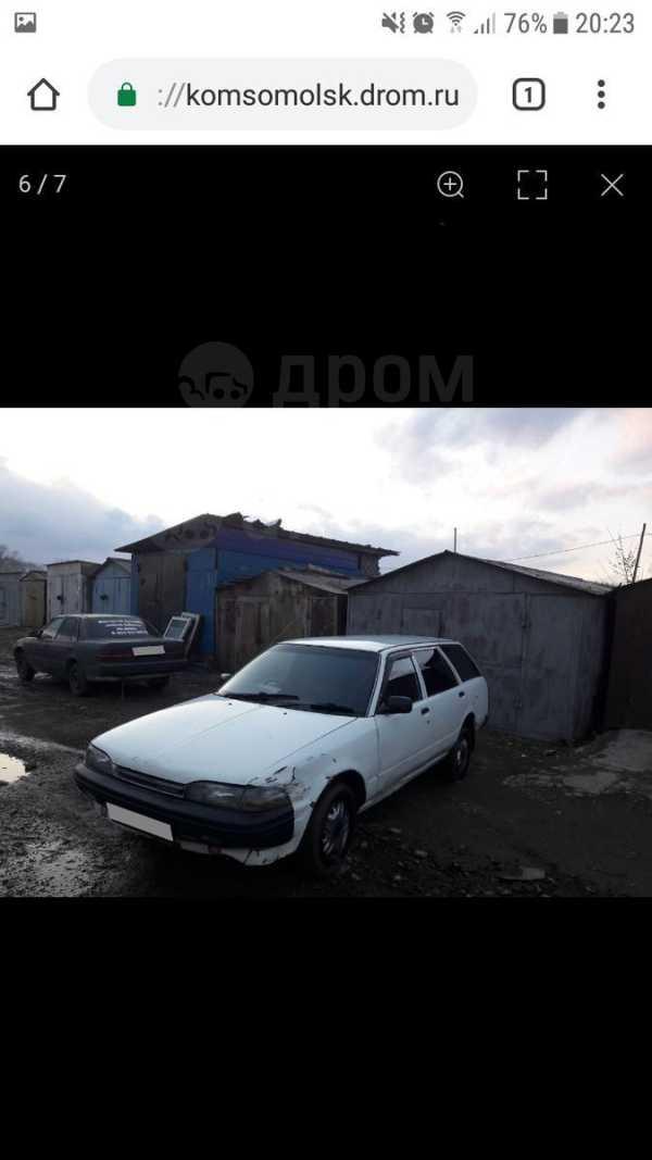 Toyota Carina, 1989 год, 120 000 руб.