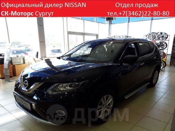 Nissan X-Trail, 2018 год, 1 659 000 руб.