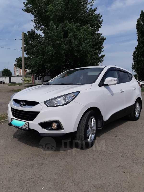 Hyundai ix35, 2012 год, 899 000 руб.