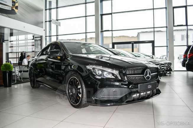 Mercedes-Benz CLA-Class, 2018 год, 2 015 000 руб.