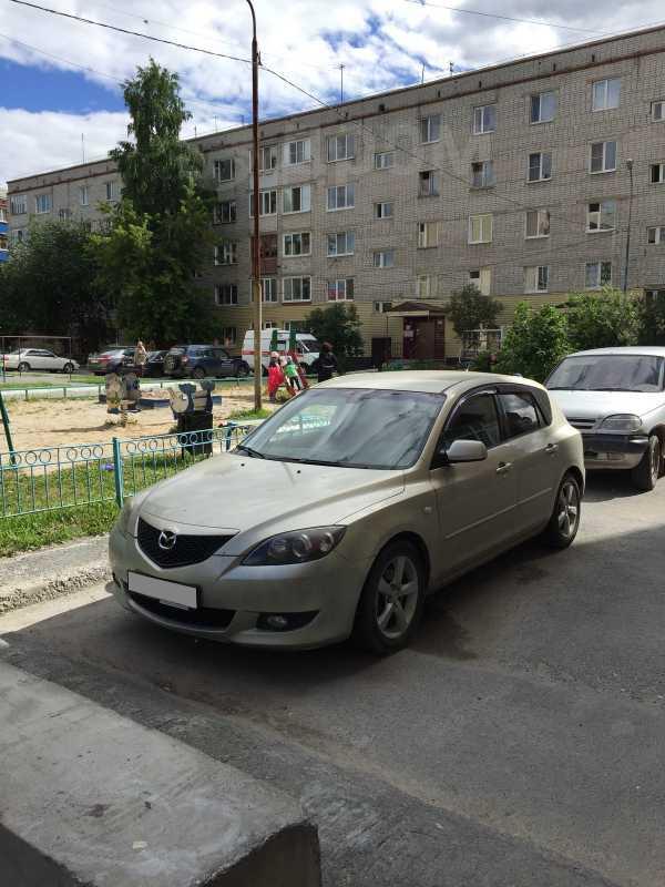 Mazda Mazda3, 2004 год, 260 000 руб.