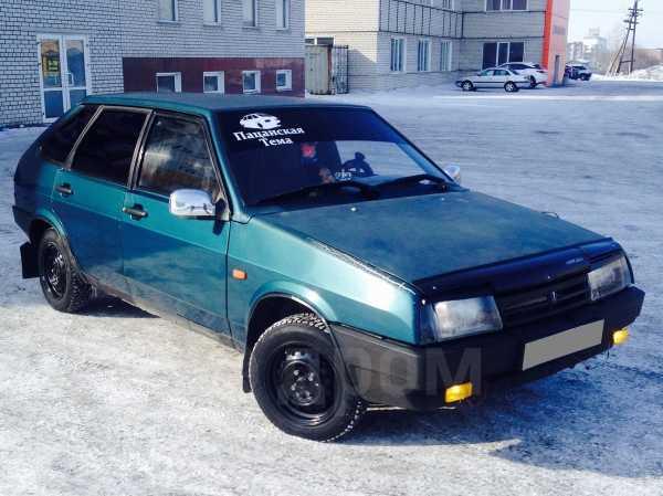 Лада 2109, 1996 год, 65 000 руб.