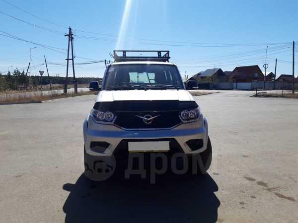 УАЗ Патриот, 2018 год, 890 000 руб.