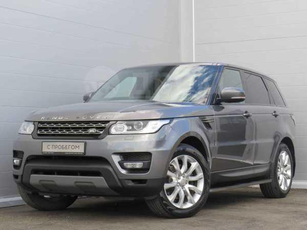 Land Rover Range Rover Sport, 2014 год, 2 780 000 руб.