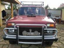 Екатеринбург 4x4 2121 Нива 1990