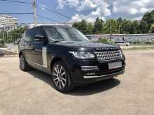 Севастополь Range Rover 2014