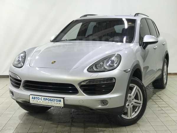 Porsche Cayenne, 2011 год, 1 489 000 руб.