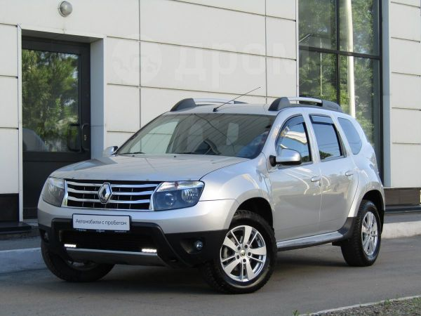 Renault Duster, 2012 год, 559 800 руб.