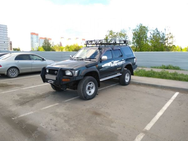 Toyota Hilux Surf, 1993 год, 389 000 руб.