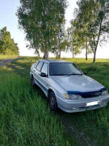 ВАЗ (Лада) 2115, 2004 г., Барнаул