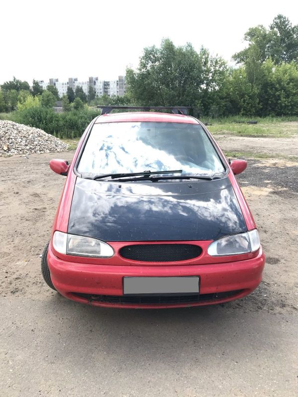 Ford Galaxy, 1999 год, 190 000 руб.