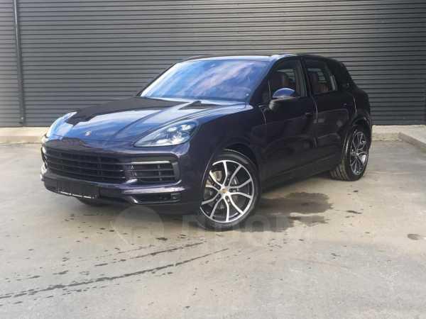 Porsche Cayenne, 2019 год, 7 093 382 руб.