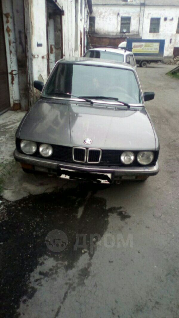 BMW 5-Series, 1987 год, 55 000 руб.