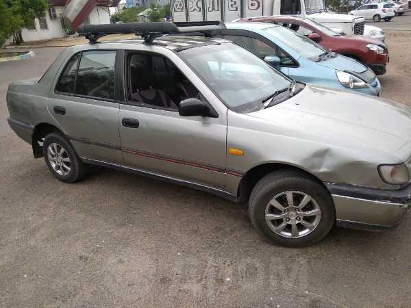 Nissan Pulsar, 1992 год, 85 000 руб.