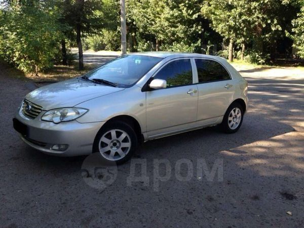 BYD F3, 2008 год, 139 000 руб.