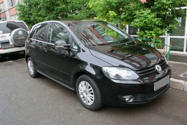 Volkswagen Golf Plus, 2011 год, 460 000 руб.